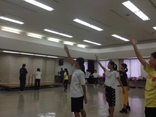市民参加型ミュージカル ミラージュ~硝子の翼の若者たち~