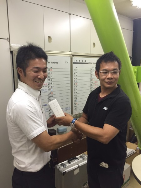 8月3日 野田さん アカデミー委員会へようこそ☆