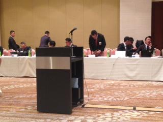 最後の会員会議所会議