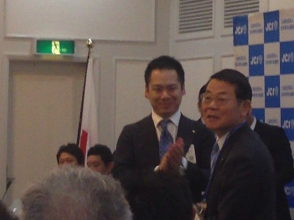 最後の日本JC理事会